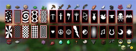 banner ideas minecraftsuggestions