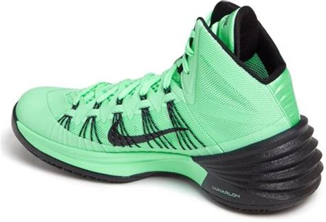 green nike basketball shoes nike hyperdunk basketball shoe in green for green