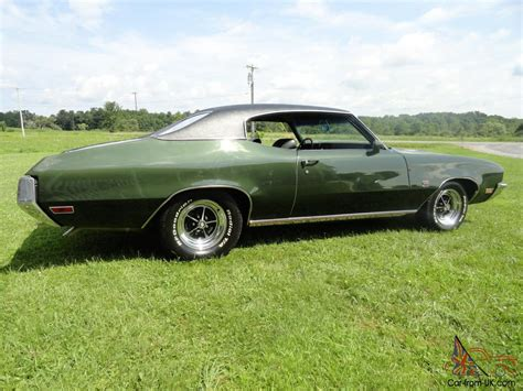 1971 buick gs 455 numbers matching 73 000