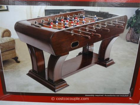 sportcraft foosball table electronic scoring foosball table for sale costco