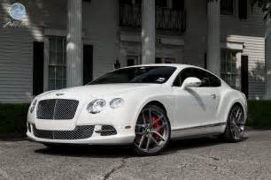 Bentley On Rims Bentley Continental Gt On 22 Inch Modulare Wheels