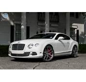 Bentley Continental GT On 22 Inch Modulare Wheels  Autoevolution