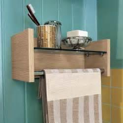 Superb Colone Salle De Bain #2: Etagere-salle-de-bain-colone-meuble-en-bois-porte-serviette-toilettes.jpg