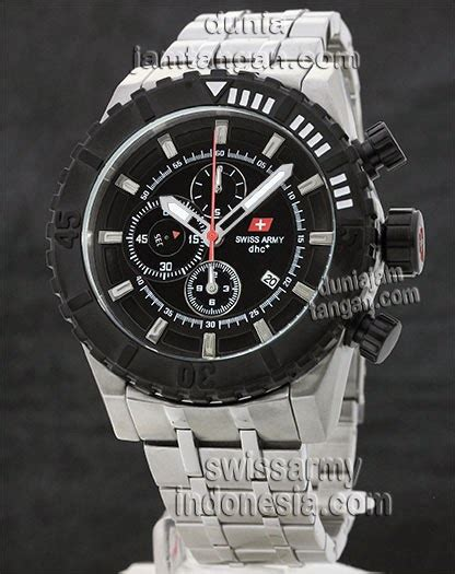 Swiss Army Dhc A swiss army sa 2147 mb dhc stopwatch chronograph swiss
