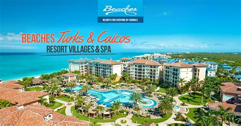 is sandals a family resort all inclusive in providenciales turks caicos beaches