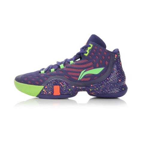 cushioned basketball shoes cba x li ning power 3 high cushioned professional