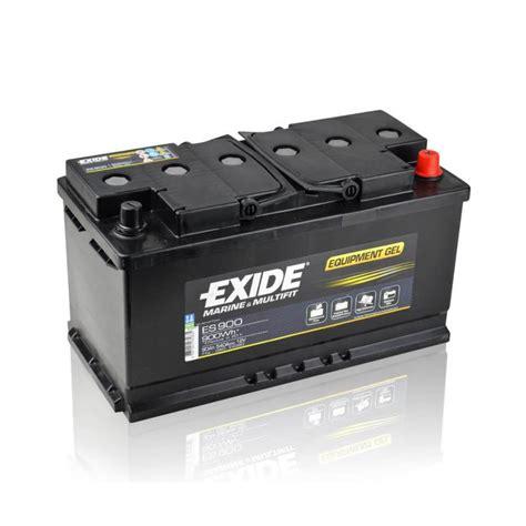 Motorrad B Gel Mobile by Exide Es900 Equipment Gel 80ah Batterie Gel G80