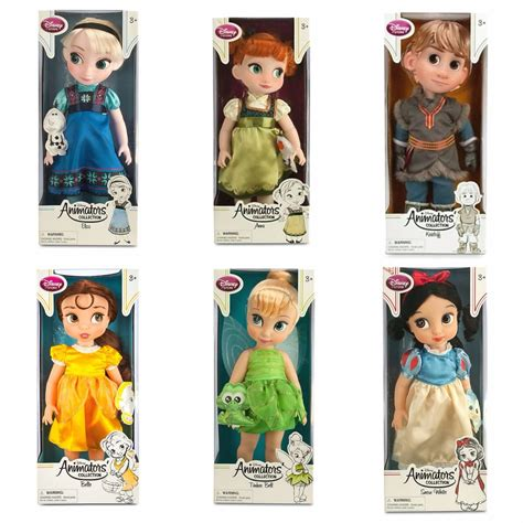 Animators Doll Original Disney Store boneca princesa animators original disney store r 239 90 em mercado livre