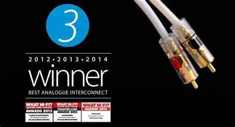 Atlas Cable Element Integra Rca 1m elment integra rca 1m akusztika