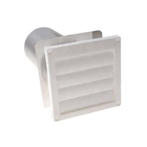 whirlpool flush mount louvered flapper for dryer vents