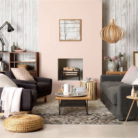 coastal interiors for living rooms housetohome co uk weathered wood living room coastal inspired decorating