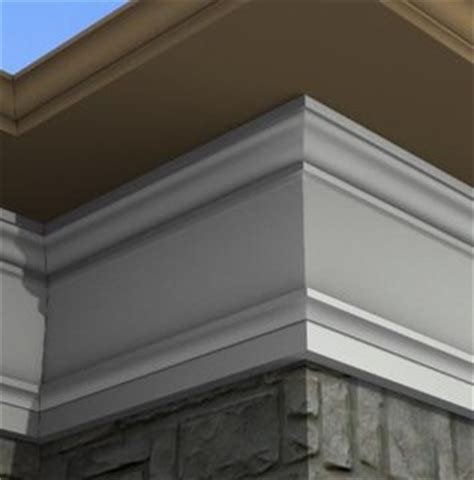 Exterior Crown Molding Mx420 Crown Cornice Moldings Molding And Trim