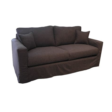 aiden couch aiden slipcovered sofa harvest furniture