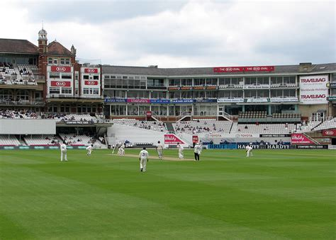 The Oval Off Spin On The First Morning © John Sutton Cc
