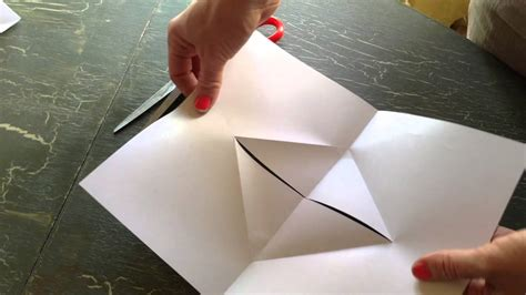 How To Make A Paper Beak - how to make a pop up the beak fold