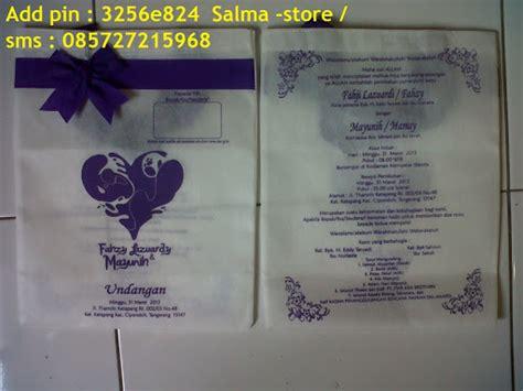 Kartu Undangan Pernikahan Order Romadona kartu undangan pernikahan murah di bandung kedai souvenir