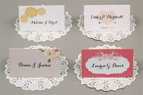 table seating cards etiquette reception place cards and cards