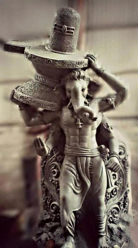 actor ganesh hd images ganesh chaturthi idols inspired by prabhas baahubali