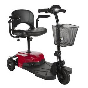 Power Scooter Chair Lightweight Mobility Scooter Electric Power Chair
