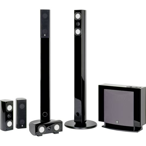 yamaha ns sp7800pn 5 1 channel home theater speaker ns