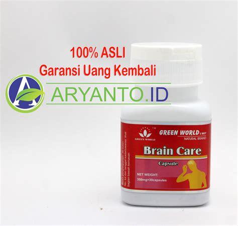 Obat Herbal Stroke Ringan Uh Brain Care Capsule tanda dan gejala stroke ringan mati sebelah