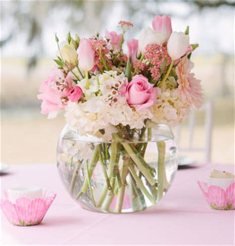 Flower Ideas for Baby ShowersDecent Home
