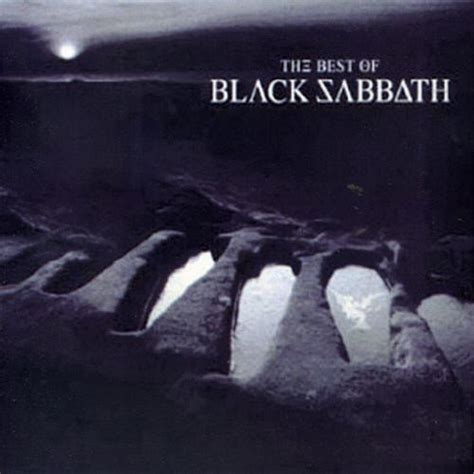 best black album black sabbath cd covers