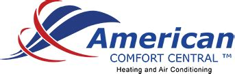 american comfort heating and air american comfort central heating and air conditioning
