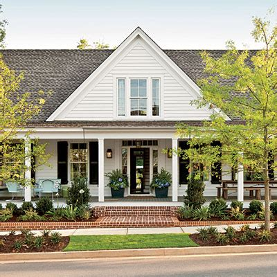 farmhouse restoration idea house tour southern living