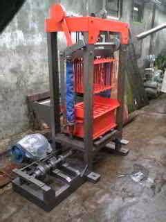 Harga Cetakan Batako Hidrolik daftar harga mesin batako paving terbaru press hidrolik