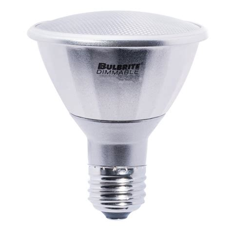 wet rated light bulbs bulbrite 75w equivalent warm white par30ln dimmable led
