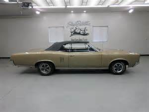Pontiac Lemans Convertible 1967 Pontiac Lemans For Sale On Classiccars 11 Available