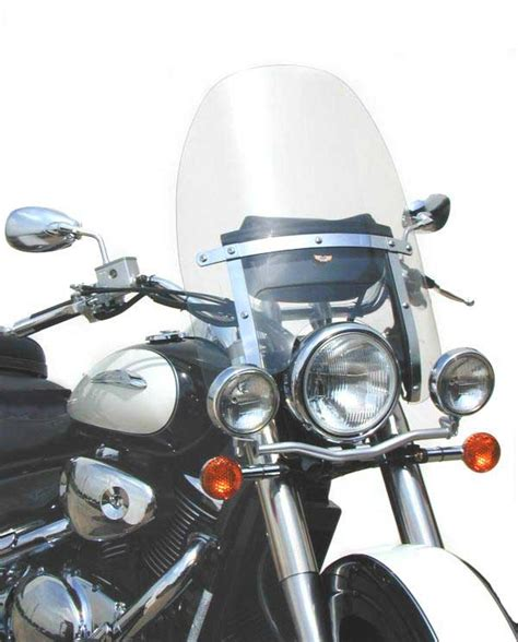 Suzuki Volusia Windshield National Cycle Custom Heavy Duty Windshield Suzuki Vl800