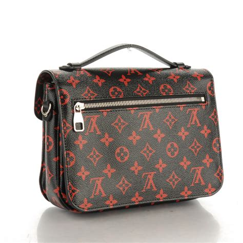 Lv Pochette Infrarogue louis vuitton monogram infrarouge pochette metis 166428
