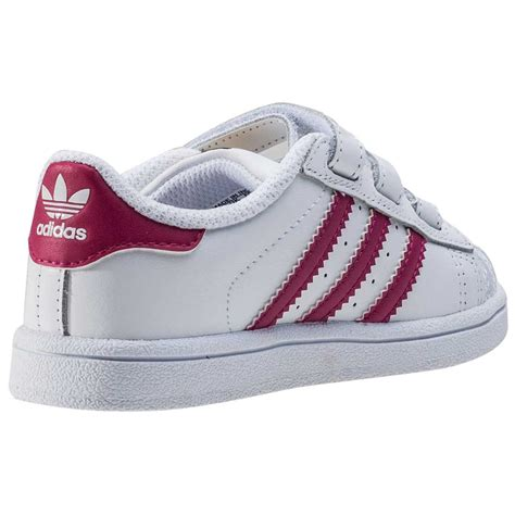 new adidas shoes adidas superstar foundation cf i trainers white pink