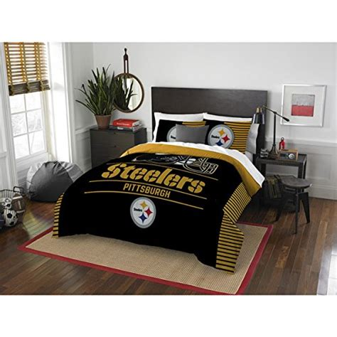 pittsburgh steelers comforter sets queen size steelers comforters pittsburgh steelers comforter