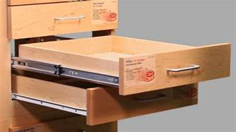 Dresser Drawer Glides Bottom Builders Show How To Choose The Right Cabinet Drawer Slide