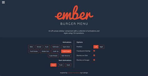 menu design tool 25 useful web animation tools 2017 web graphic design