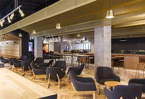 Smart Kitchen Ideas student lounge campus facilities university of south