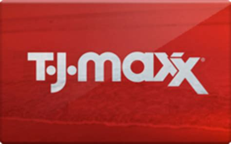 Can You Use A Marshalls Gift Card At Tj Maxx - tj maxx gift card discount 12 5905 off