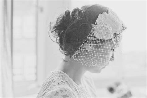 Vintage Bridal Hair Glasgow by Vintage Lace And Birdcage A Glasgow Club