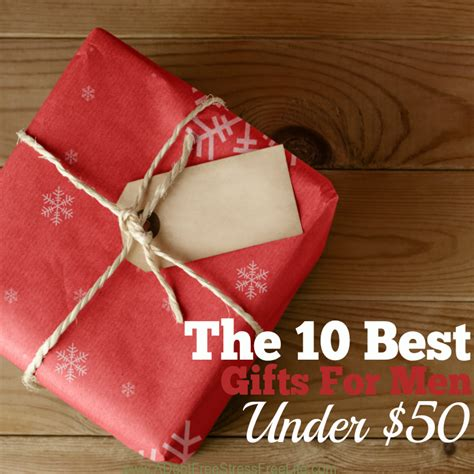 Top Gifts For Guys - the 10 best gifts for 50 a mess free