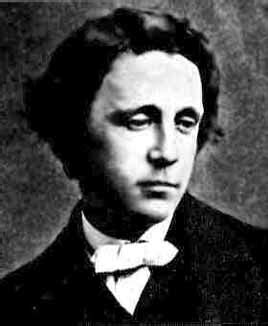 biography lewis carroll sick sad world xtina falls down the rabbit hole