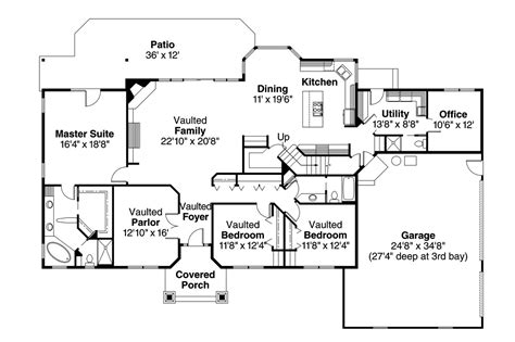 first floor house plans benkelman ranch home plan 028d ranch house plans maxwell 30 458 associated designs