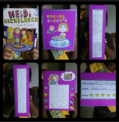 cereal box book reports fourth grade 24 best cereal box book report images on book