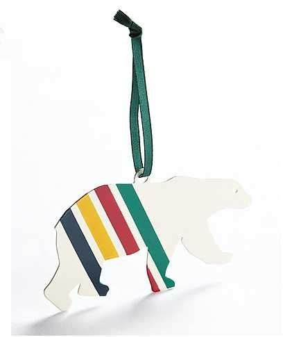 hudson bay christmas ornament and ornaments on pinterest