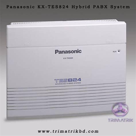 Pabx Panasonic Kx Tes 824 Istimewa panasonic pabx bangladesh panasonic kx tes824 bangladesh