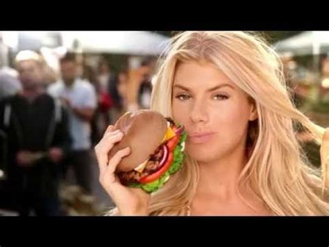 hardees commercial velveeta actress carl s jr hardee s to ditch bikini girl ads