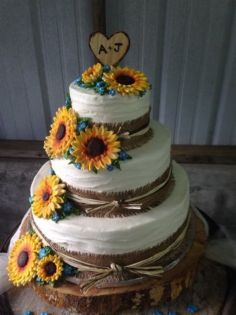 Rustic Wedding Cakes: 15 Chic Inspirations with Unrefined