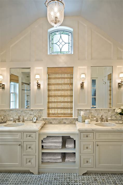 bathroom cabinets with knee space how to decorate a bathroom vanity knee space